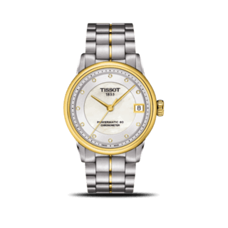 Tissot Damenuhr Luxury Automatic Lady COSC T086.208.22.116.00