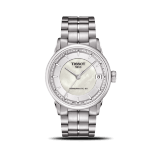 Tissot Damenuhr Luxury Automatic Lady T086.207.11.111.00