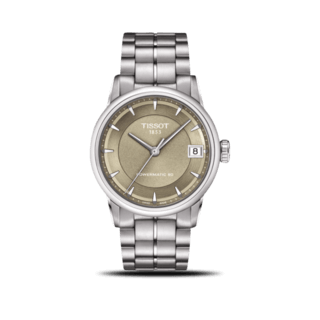 Tissot Damenuhr Luxury Automatic Lady T086.207.11.301.00