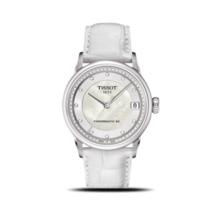 Tissot Damenuhr Luxury Automatic Lady T086.207.16.116.00