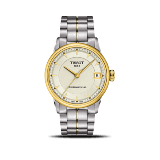 Tissot Damenuhr Luxury Automatic Lady T086.207.22.261.00