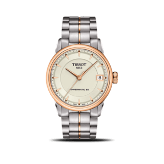Tissot Damenuhr Luxury Automatic Lady T086.207.22.261.01