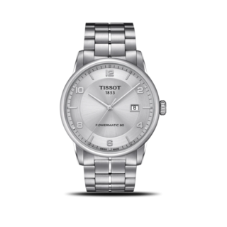 Tissot Herrenuhr Luxury Automatic Powermatic 80 T086.407.11.037.00