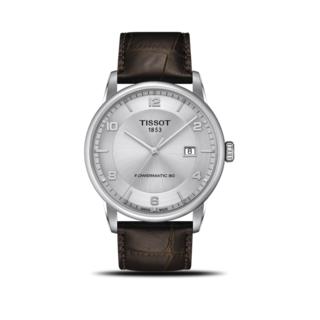 Tissot Herrenuhr Luxury Automatic Powermatic 80 T086.407.16.037.00