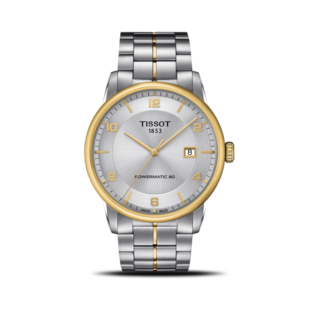 Tissot Herrenuhr Luxury Automatic Powermatic 80 T086.407.22.037.00
