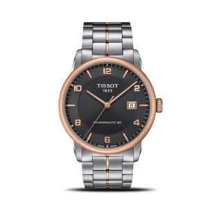 Tissot Herrenuhr Luxury Automatic Powermatic 80 T086.407.22.067.00