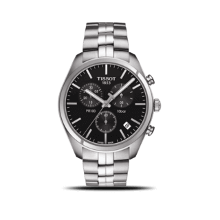 Tissot Herrenuhr PR 100 Chronograph Gent T101.417.11.051.00