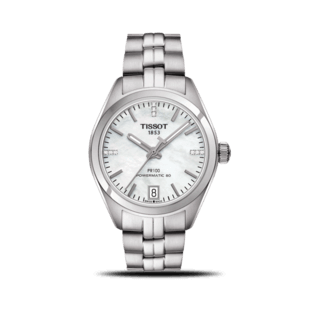 Tissot Damenuhr PR 100 Powermatic Lady T101.207.11.116.00