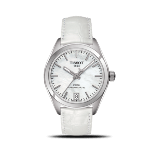 Tissot Damenuhr PR 100 Powermatic Lady T101.207.16.111.00