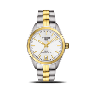 Tissot Damenuhr PR 100 Powermatic Lady T101.207.22.031.00