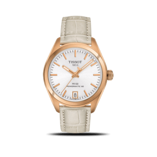 Tissot Damenuhr PR 100 Powermatic Lady T101.207.36.031.00