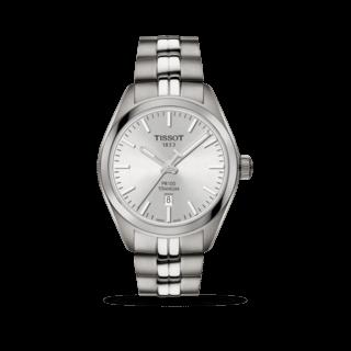 Tissot Damenuhr PR 100 Quartz Lady Titanium T101.210.44.031.00