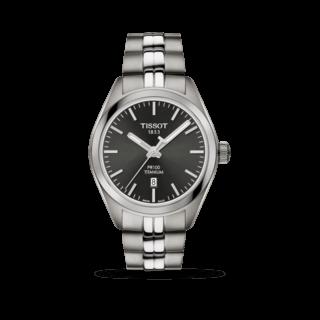 Tissot Damenuhr PR 100 Quartz Lady Titanium T101.210.44.061.00
