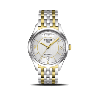 Tissot Herrenuhr T-One Automatic Gent T038.430.22.037.00