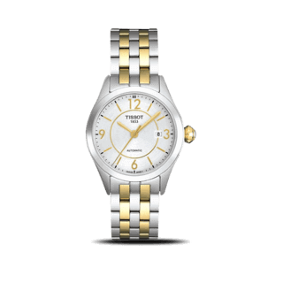 Tissot Damenuhr T-One Automatic Small Lady T038.007.22.037.00