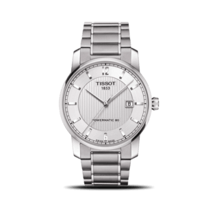 Tissot Herrenuhr Titanium Automatic Gent T087.407.44.037.00
