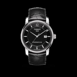 Tissot Herrenuhr Titanium Automatic Gent T087.407.46.057.00