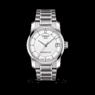 Tissot Damenuhr Titanium Automatic Lady T087.207.44.037.00