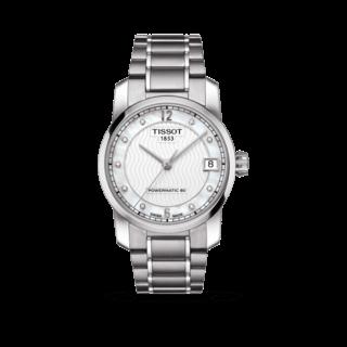 Tissot Damenuhr Titanium Automatic Lady T087.207.44.116.00