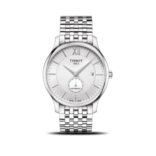 Tissot Herrenuhr Tradition Automatic Small Second T063.428.11.038.00