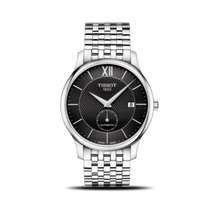 Tissot Herrenuhr Tradition Automatic Small Second T063.428.11.058.00