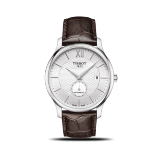 Tissot Herrenuhr Tradition Automatic Small Second T063.428.16.038.00