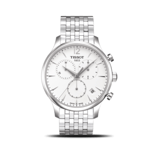 Tissot Herrenuhr T-Classic Tradition Chronograph T063.617.11.037.00
