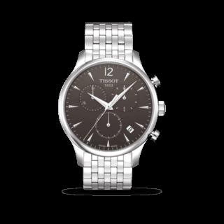 Tissot Herrenuhr T-Classic Tradition Chronograph T063.617.11.067.00