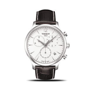 Tissot Herrenuhr T-Classic Tradition Chronograph T063.617.16.037.00