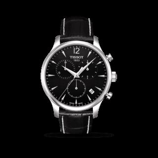 Tissot Herrenuhr T-Classic Tradition Chronograph T063.617.16.057.00