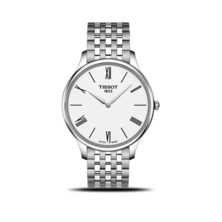 Tissot Herrenuhr Tradition Gent Slim T063.409.11.018.00