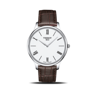 Tissot Herrenuhr Tradition Gent Slim T063.409.16.018.00
