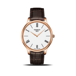 Tissot Herrenuhr Tradition Gent Slim T063.409.36.018.00