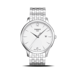 Tissot Herrenuhr Tradition Gent T063.610.11.037.00