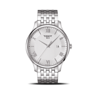 Tissot Herrenuhr Tradition Gent T063.610.11.038.00