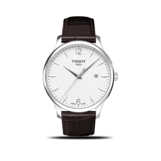 Tissot Herrenuhr Tradition Gent T063.610.16.037.00