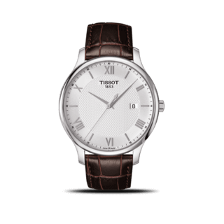 Tissot Herrenuhr Tradition Gent T063.610.16.038.00