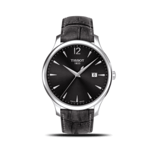 Tissot Herrenuhr Tradition Gent T063.610.16.087.00