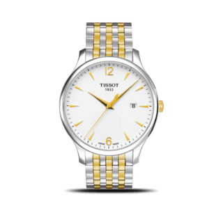 Tissot Herrenuhr Tradition Gent T063.610.22.037.00