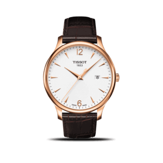 Tissot Herrenuhr Tradition Gent T063.610.36.037.00