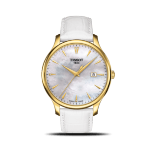 Tissot Herrenuhr Tradition Gent T063.610.36.116.00