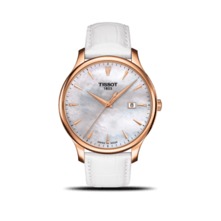 Tissot Herrenuhr Tradition Gent T063.610.36.116.01