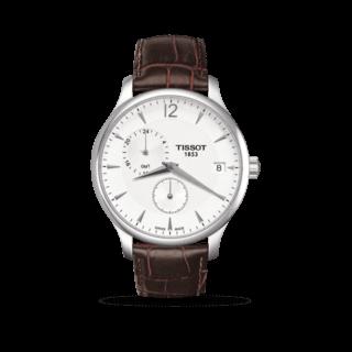 Tissot Herrenuhr Tradition GMT T063.639.16.037.00