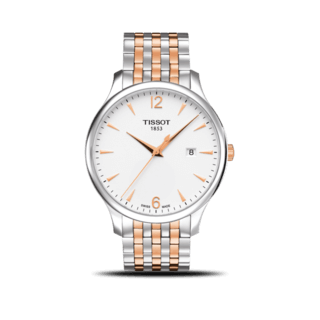 Tissot Herrenuhr Tradition Quartz Gent T063.610.22.037.01