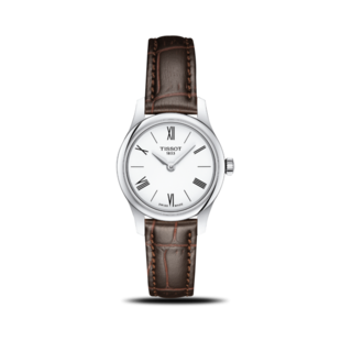 Tissot Damenuhr Tradition T063.009.16.018.00