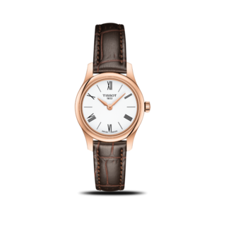 Tissot Damenuhr Tradition T063.009.36.018.00