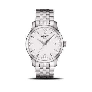 Tissot Damenuhr Tradition T063.210.11.037.00
