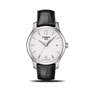 Tissot Damenuhr Tradition T063.210.16.037.00