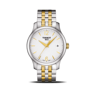 Tissot Damenuhr Tradition T063.210.22.037.00