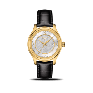 Tissot Damenuhr Fascination Lady Quartz T924.210.16.116.00